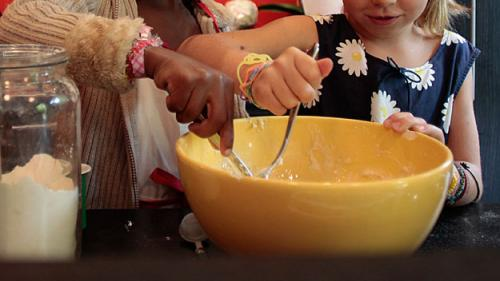 Getting Kids Involved In Cooking Can Lead To Healthier Eating