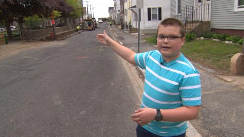 Gloucester Teenager Taking On City Hall To Get Speed Bump On His Road
