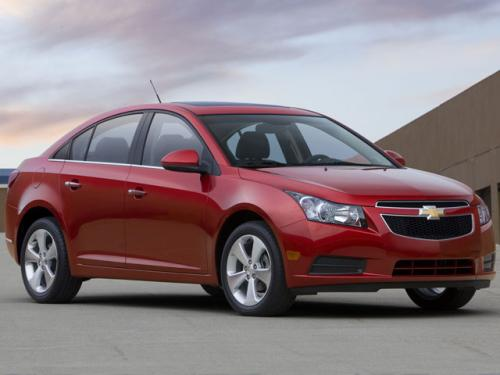 GM Recalling 475,000 Cruze Cars Over Risk Of Engine Fire