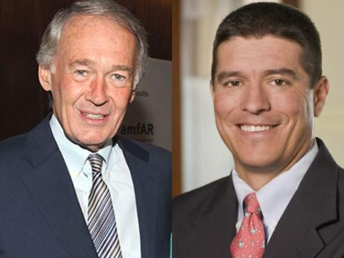 Gomez & Markey Feud Over Allowing Outside Campaign Money In Senate Race