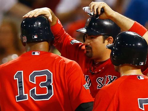Gonzalez, Crawford, Ellsbury Providing Signs Of Hope For Red Sox