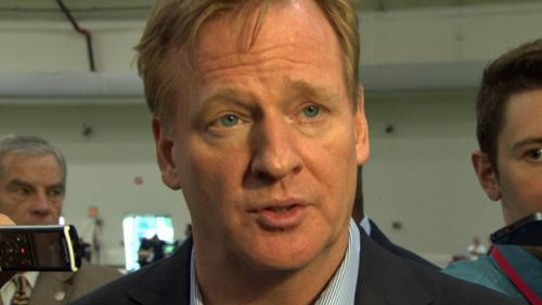Goodell On Foxboro Super Bowl: Process Is 'More And More Difficult'