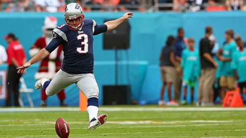 Gostkowski: 'It Stinks To Play Terrible When Your Team Loses'