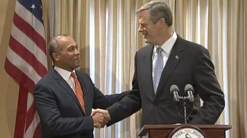 Gov.-Elect Baker Names Members Of Transition Team