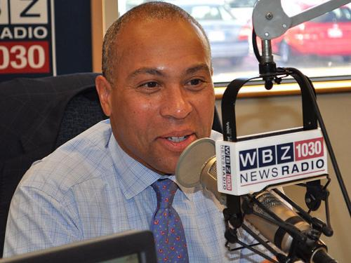 Governor Patrick Is Officially A Grandfather