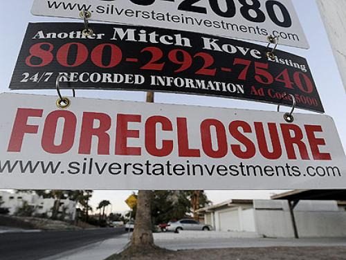 Governor Signs Bill To Help Homeowners Facing Foreclosure