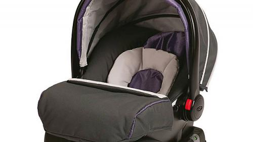 Graco Agrees To Recall 1.9 Million Infant Car Seats
