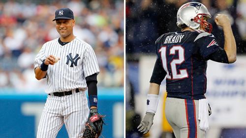 Gresh & Zo: Derek Jeter, Tom Brady One In The Same