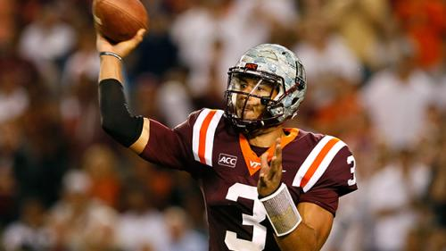 Gresh & Zo: Logan Thomas A Perfect Fit For The Patriots