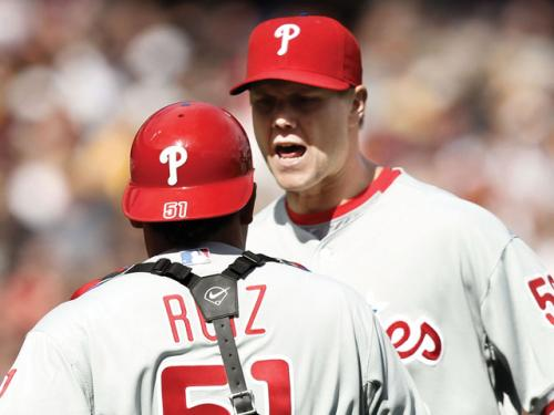 Gresh & Zo: Papelbon Saves The Win……For The Phillies