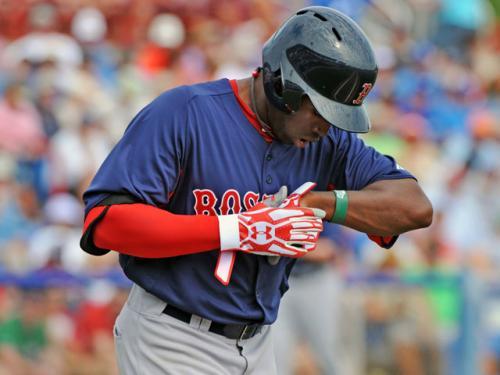 Gresh & Zo: Should Jackie Bradley Jr. Start Season With The Red Sox?