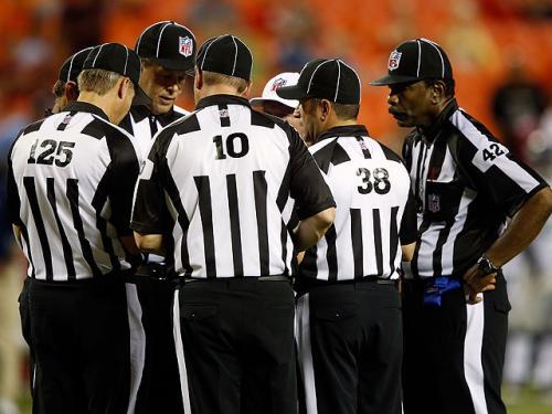 Gresh & Zo: The Joke That Is NFL Replacement Refs