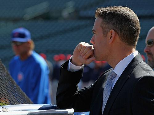 "Gresh & Zo: Theo Epstein Comments On The ""Monster"""