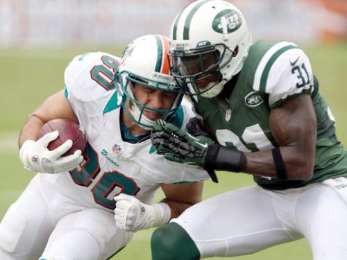 Gresh & Zo With Miami TE Fasano: 'Great Test For Us This Weekend'