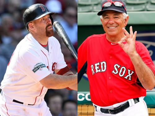 Heyman With Gresh & Zo: Valentine Vs. Youkilis