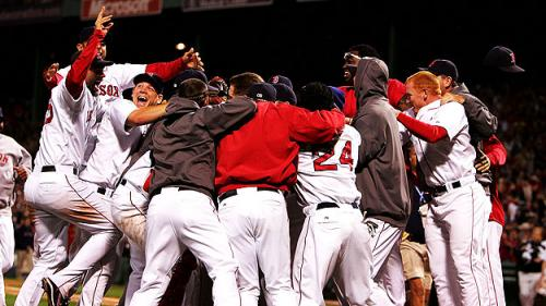 History Of The Red Sox In The ALCS