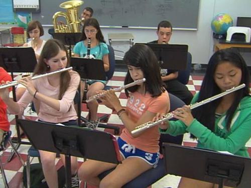 Hitting The High Notes: Music Matters In Schools
