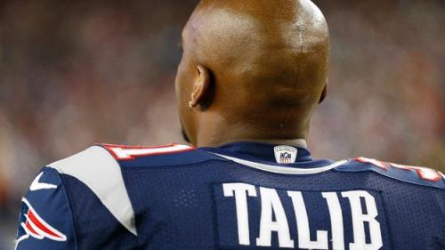 Howe On Toucher & Rich: Talib Won't Be Franchised, But Signing Corner A Priority For Patriots