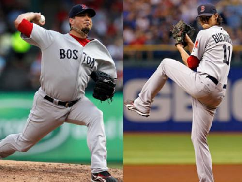 Intriguing Weekend On The Mound For Red Sox