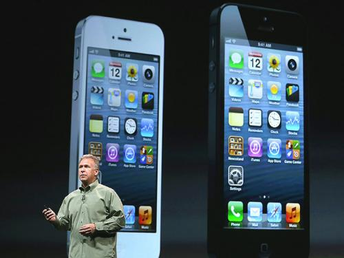 iPhone 5 Officially Unveiled At Apple Event In San Francisco