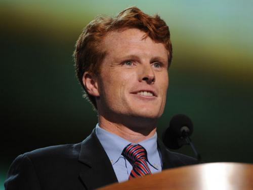 Joe Kennedy III Speaks Of Late Uncle At DNC