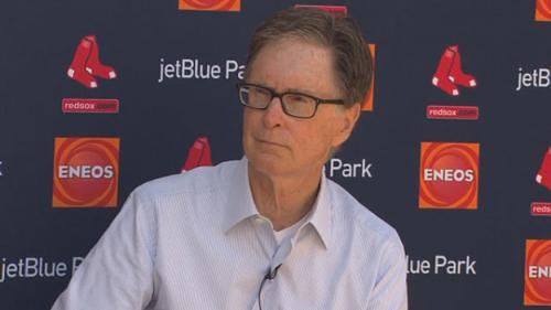 John Henry Calls Reported Red Sox Power Struggle 'Ridiculous,' Discusses Philosophy On Spending