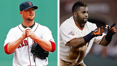 Jones: Will Red Sox Seal The Deal On Lester, Sandoval?