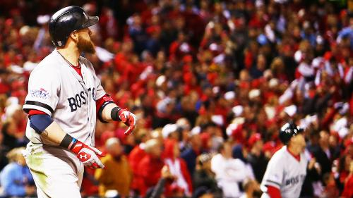 Jonny Gomes The Latest World Series Star In Crazy, Unpredictable Sports Story