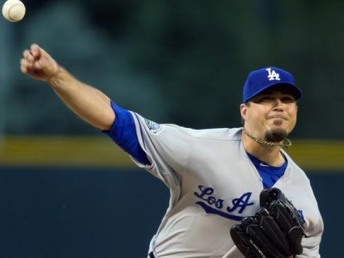 Josh Beckett Engages In Odd Exchange With Reporter Following Loss
