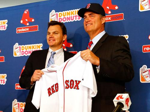 Kaufman: Is Farrell The Right Man For The Red Sox?