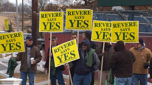 Keller @ Large: Could Revere Say No To Casino?