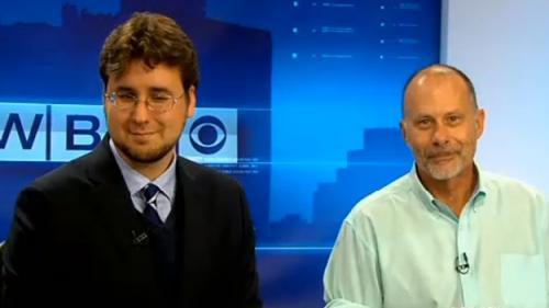 Keller @ Large: Dorchester Reporter's Gin Dumcius & WBZ's Carl Stevens
