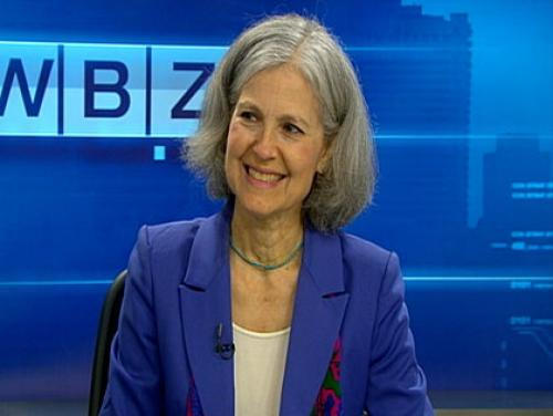 Keller @ Large: Green Party Pres. Candidate Stein 'In This For The Long Haul'