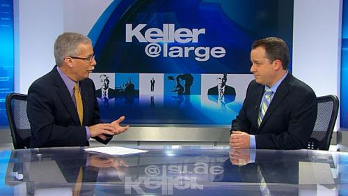 Keller @ Large: Joe Mathieu On Boston Marathon, FBI's Role, Trial, Governor's Race