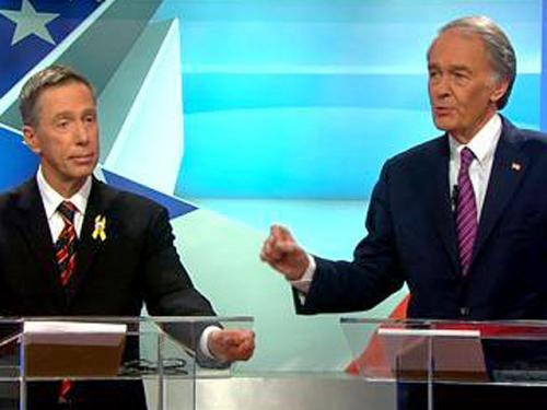 Keller @ Large: Lynch Attacks Markey Early And Often In Debate