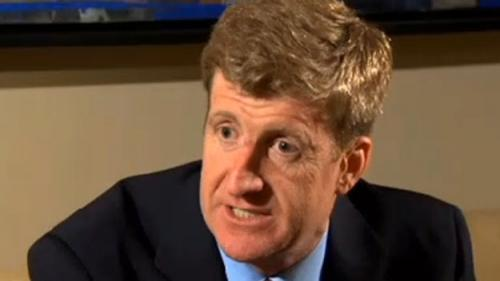 Keller @ Large: Mental Health Advocate Patrick Kennedy