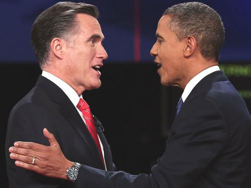 Keller @ Large: Mission Accomplished For Romney; Obama Similar To Valentine