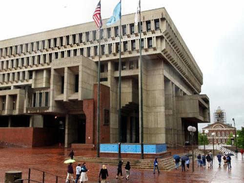Keller @ Large: Not Everyone Wants Boston City Hall Torn Down