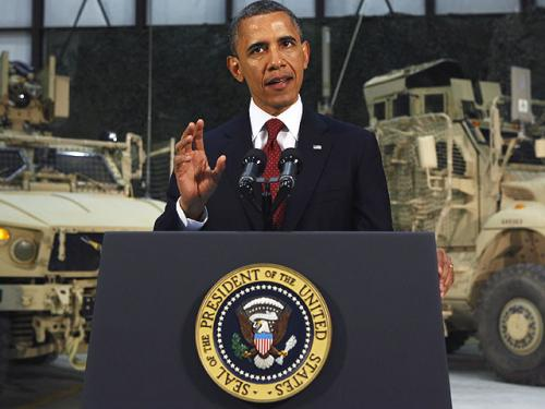 Keller @ Large: Questions Follow Obama's Afghanistan Speech