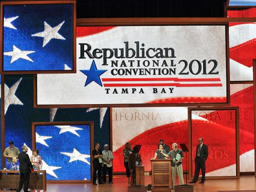 Keller @ Large: Republican Convention To Bolster Romney, Cut Down Obama