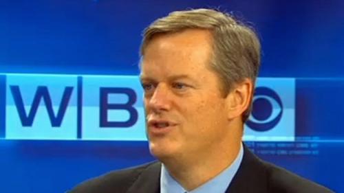 Keller @ Large: Republican Gubernatorial Candidate Charlie Baker