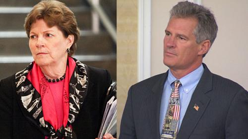 Keller @ Large: Shaheen-Brown Race Looks Nasty