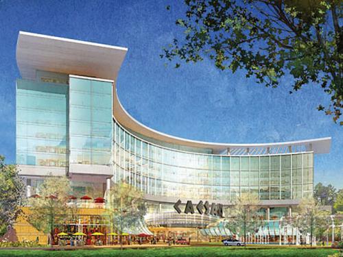 Keller @ Large: Suffolk Downs COO Chip Tuttle Talks Casino Proposal