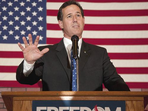 Keller @ Large: The Truth About Rick Santorum