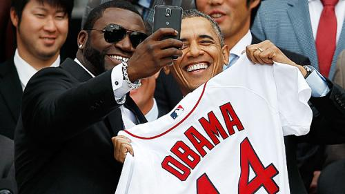 Keller @ Large: White House Biggest Exploiter Of President's Image