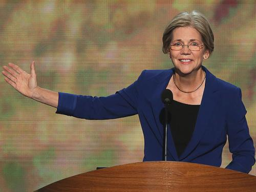 Keller @ Large: Why Didn't Elizabeth Warren Mention Scott Brown?