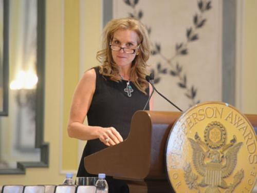 Kerry Kennedy Charged With Driving While Impaired
