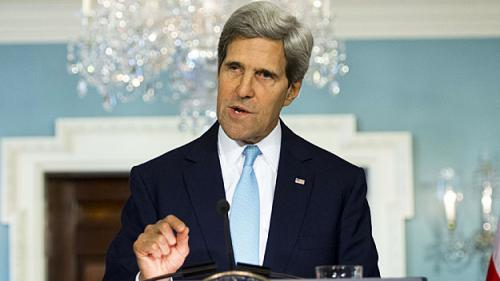 Kerry Urges Yale Grads To Maintain Faith Institutions Can Solve Problems