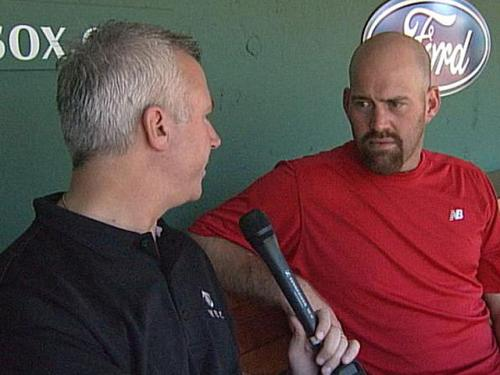 Kevin Youkilis' Final Interview In Boston