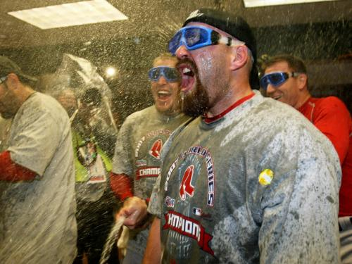 Kevin Youkilis: 'I'll Always Be A Red Sock'